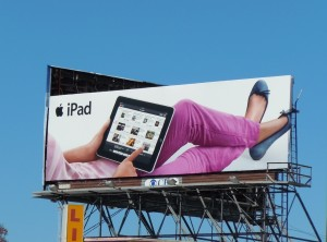 ipad billboard